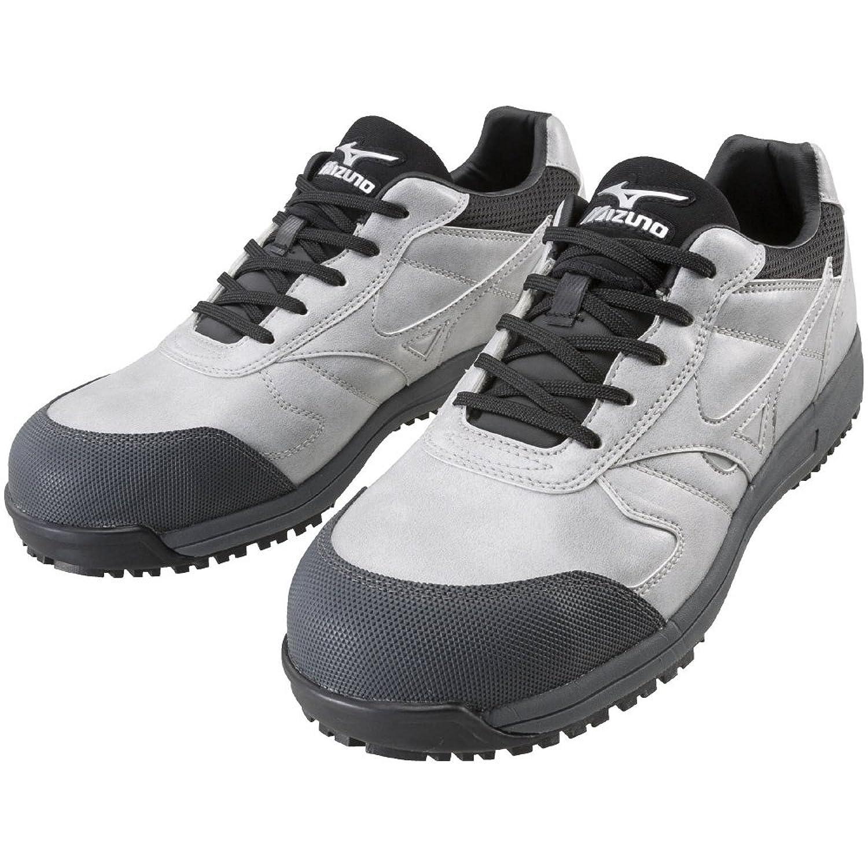 MIZUNO(ミズノ) 安全靴 C1GA1800 B079KYJP3B  05 グレー×ブラック 26.5 cm