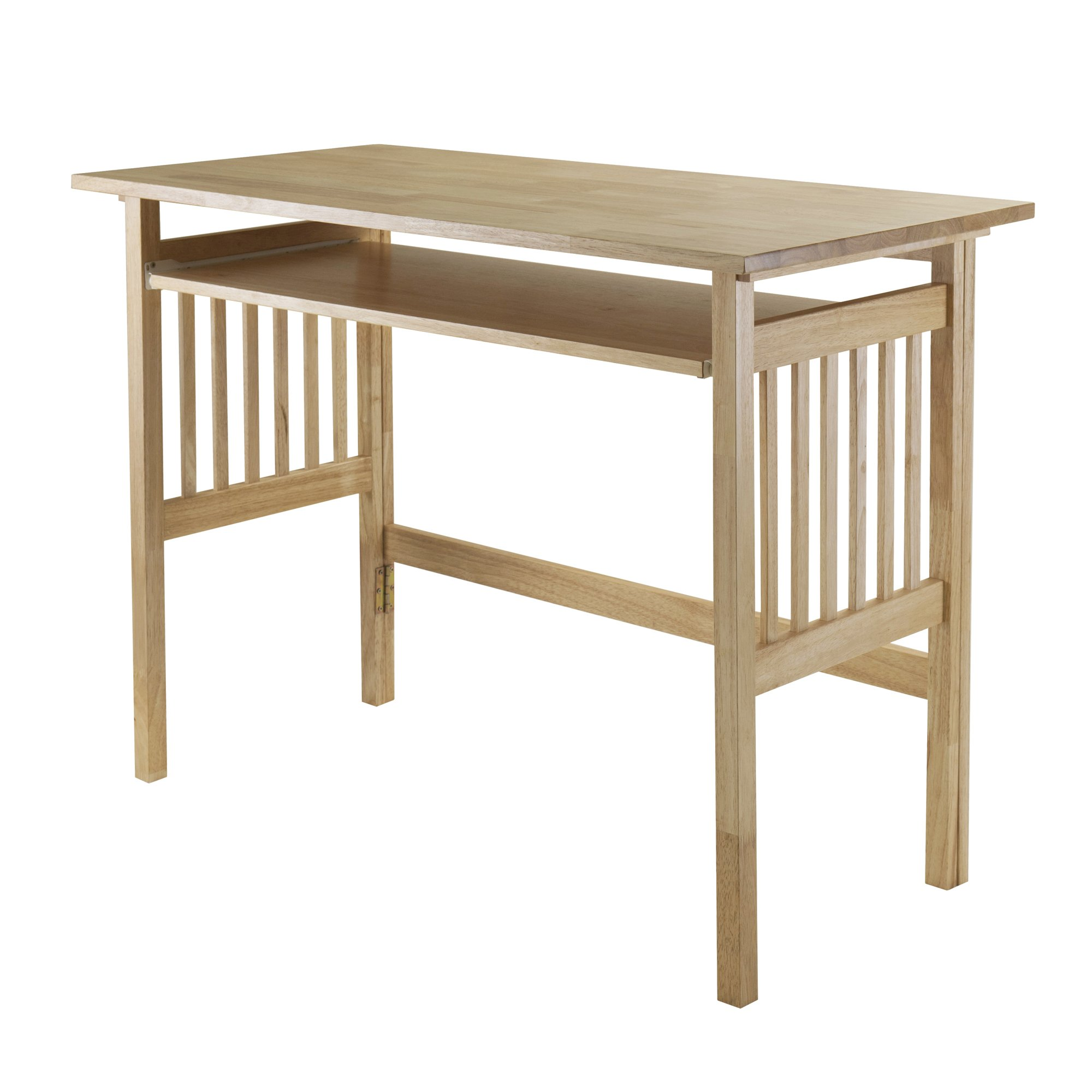 Winsome Wood 81140 Mission Home Office, Natural by Winsome Wood