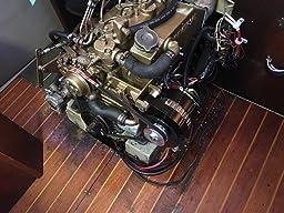 Amazon Com Vht Sp122 Engine Enamel Pontiac Blue Can 11