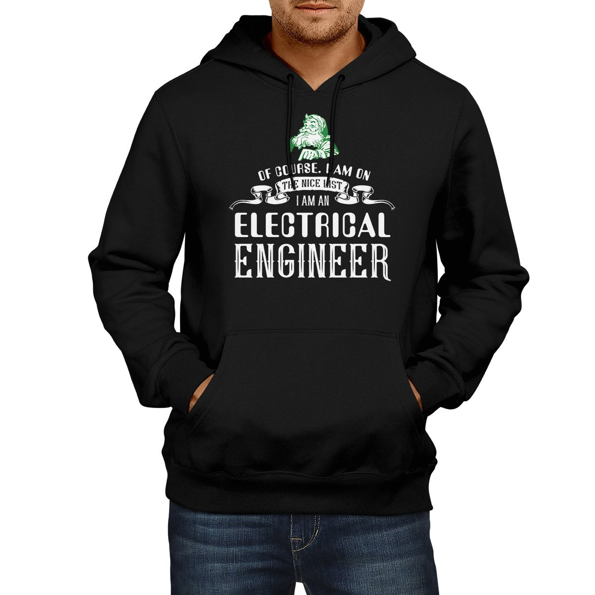 Dolphintee I Am An Electrical Engineer Hoodies Best Gift For Men On Christmas
