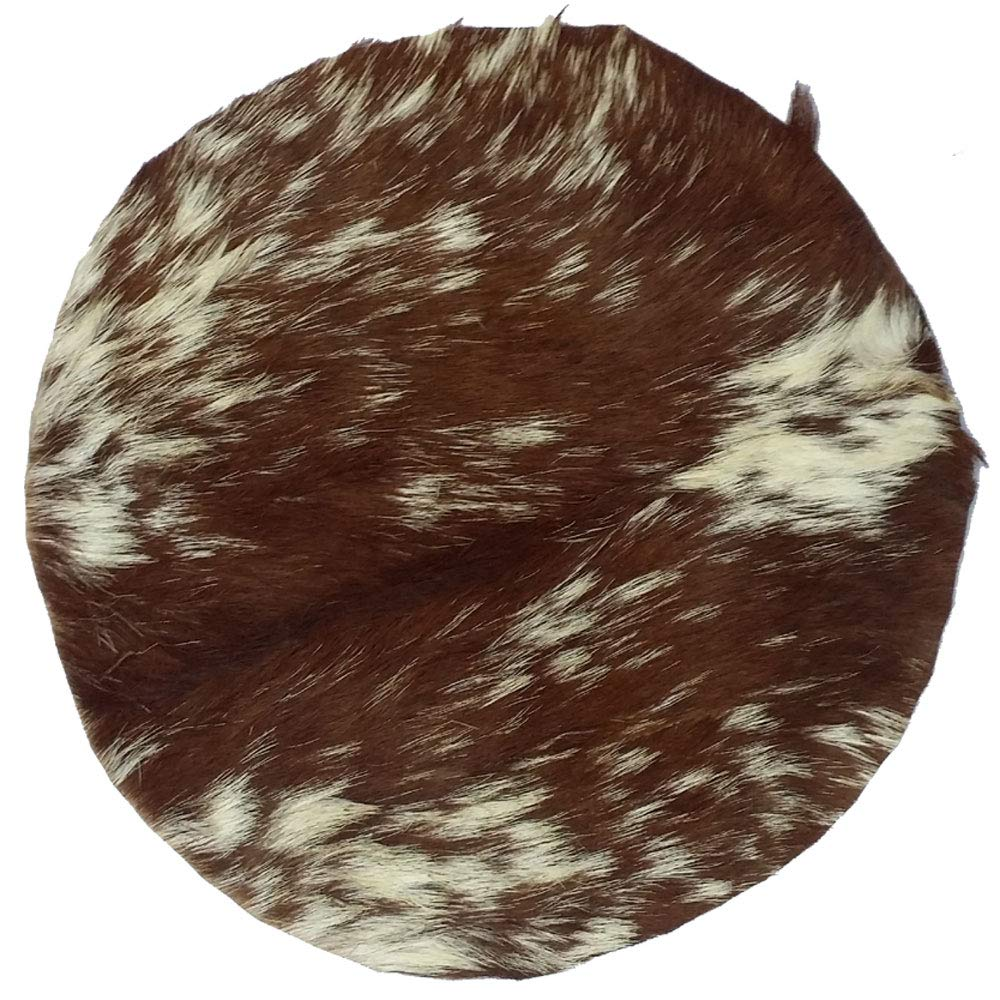 CT Djembe Drum Goat Skin Hair Tom Bombo Drum Medieval,Snare Drums Heads 16'' to 32'' (26'')