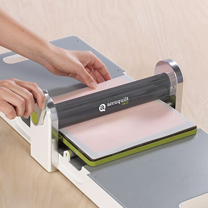 Best Mother's Day Gift For Quilters: AccuQuilt GO Fabric Cutter