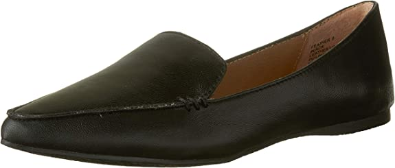 4. Steve Madden Women's Feather Loafer Flat