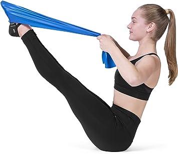 Amazon.com: Bloch Unisex banda de ejercicio, Azul, talla ...