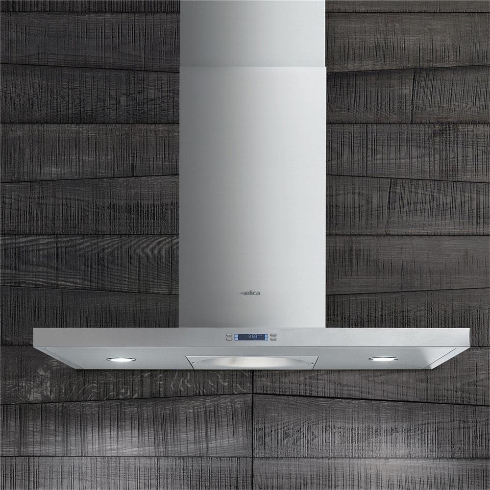 Elica campana extractora de cocina pared de TENDER EDS 90 cm: Amazon.es: Bricolaje y herramientas