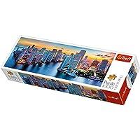 Trefl Puzzle Miami After Dark 1000 Parça Panaroma Puzzle