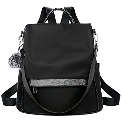 34bd434c5d13 KAMIERFA 2019 Fashion Backpack Purse for Women Anti Theft