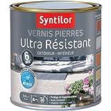 Syntilor - Vernis Pierres Ultra Résistant 6 Ans Incolore Mat 0,5L