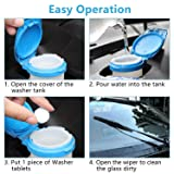 TOOGOO 30 Pcs Car Windshield Glass Concentrated