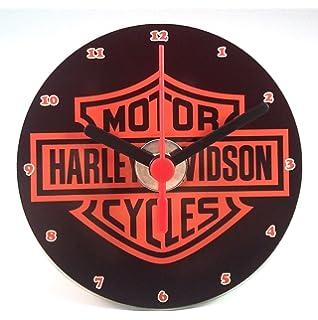 orologio da parete harley davidson