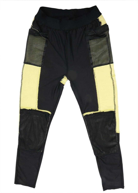 SwiftWears Motorbike Motorcycle Unisex Dupont/™ Kevlar Lining Stretch Fabric Armour Leggings