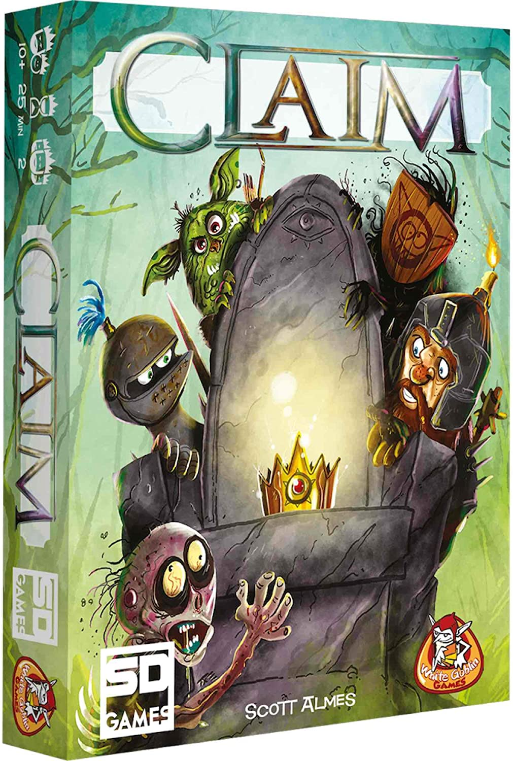 SD GAMES- Claim, Color (SDGCLAIM001): Amazon.es: Juguetes y juegos