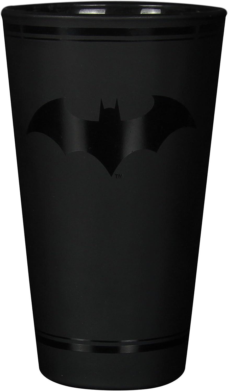 Paladone Batman Drinking Glass Tumbler with Batman Logo
