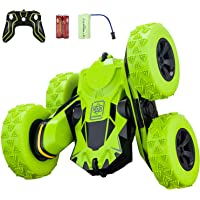 Remote Control Car, RC Stunt Car, 360 Degree Flips Double Sided Rotating Tumbling High Speed 7.5Mph and 2.4GHz Remote…