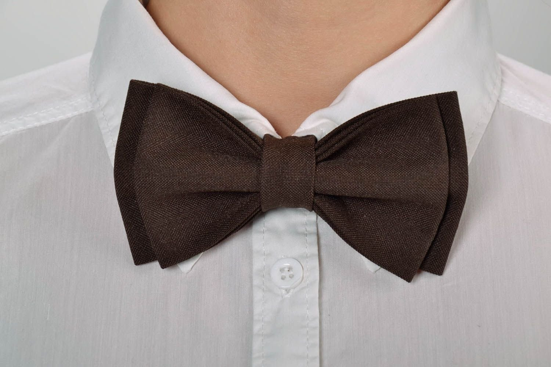 Buy handmade goods Cotton Bow Tie MadeHeart
