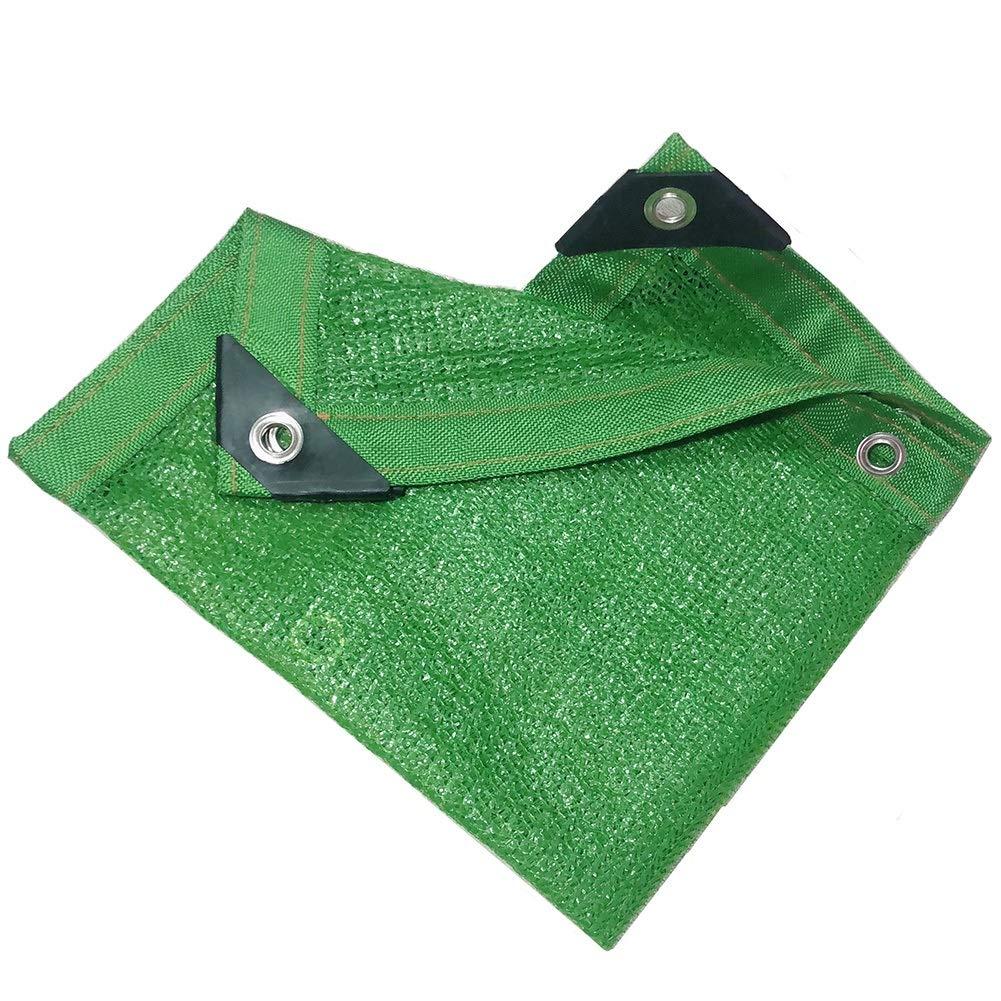Rete Parasole Serre Antivento Bordo Quadrato Traspirante Anti Corrosivo Terrazza Protezione Solare, Polietilene Ad Alta Densità, 23 Taglie ( colore   verde , dimensioni   4x10m )