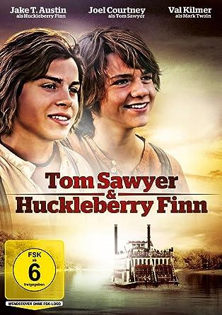 Tom Sawyer und Huckleberry Finn: Amazon it: Joel Courtney