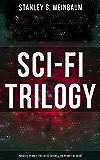 Sci-Fi Trilogy: Parasite Planet, The Lotus Eaters & The Planet of Doubt: Hamilton Hammond & Patricia Burlingame's Space Adventures (English Edition)