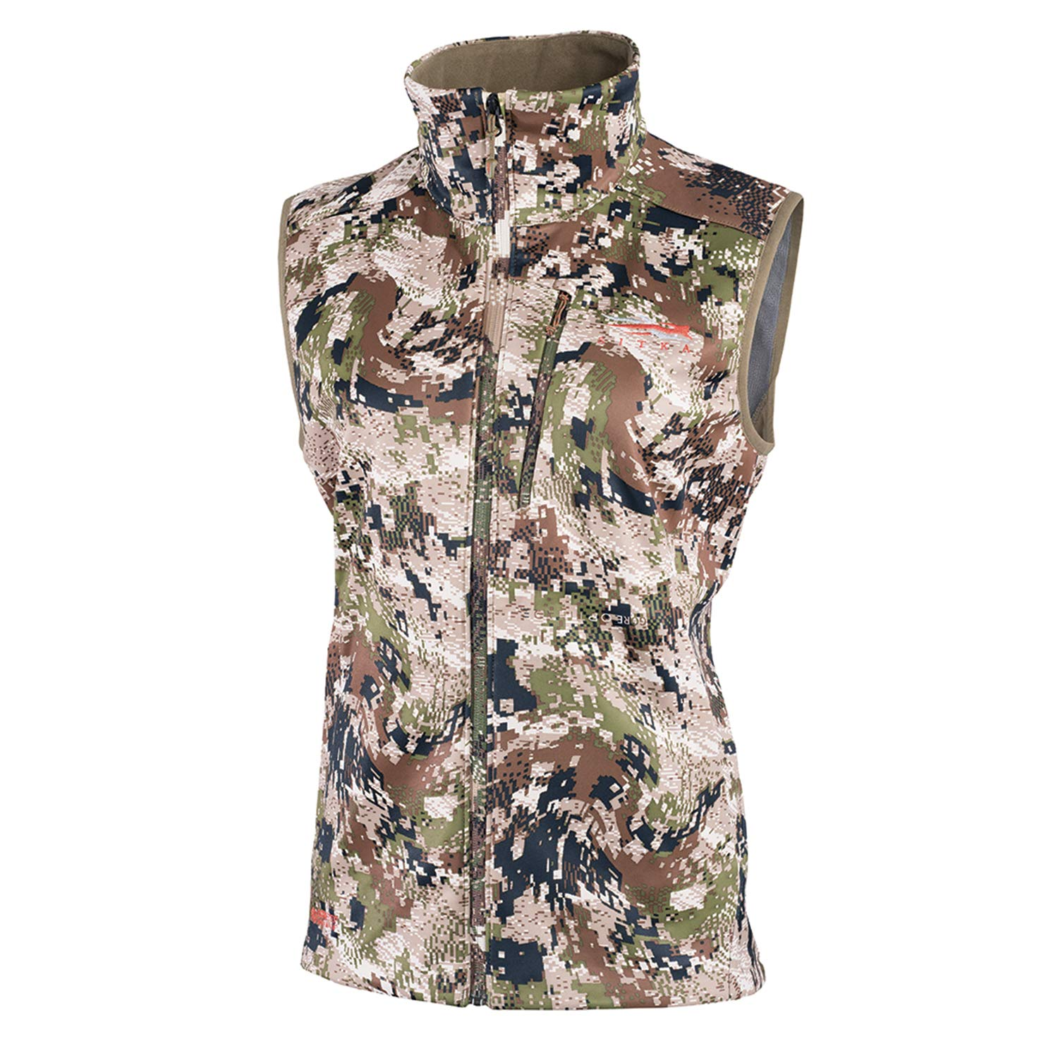 SITKA Gear New for 2019 Womens Jetstream Vest Optifade Subalpine Small by SITKA