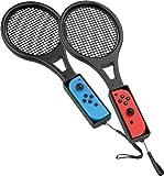 Venom Tennis Racket Joy-Con Attachment Twin Pack (Nintendo Switch) (Nintendo Switch)