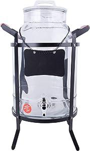 Home Essentials Gander 3 Gallons Beverage Dispenser Cast Gallon Box