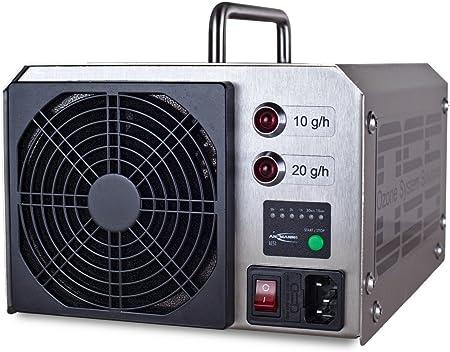OSS Thirty O³ | generador de ozono con 30000 mg/h o 30 g/h de ...