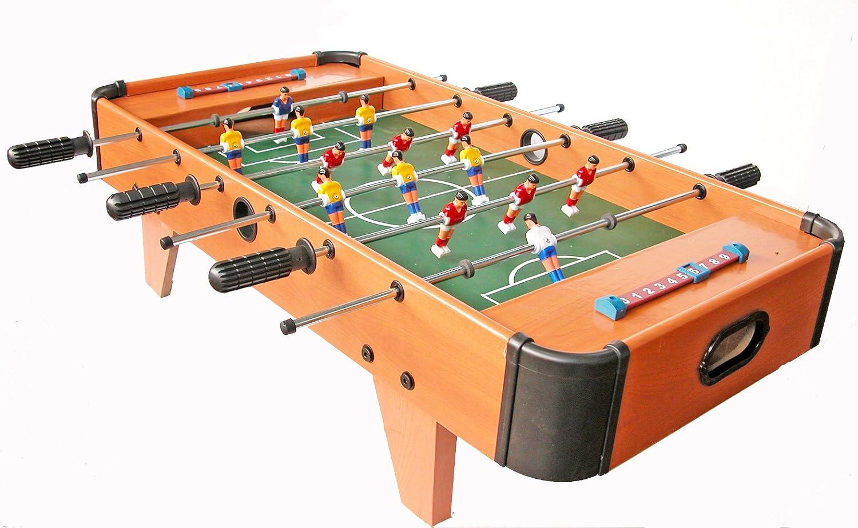 Mini futbolín de mesa: Amazon.es: Juguetes y juegos