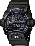 Casio Herren Armbanduhr G-Shock Solar-Kolletion Digital Quarz Schwarz Resin Gr-8900A-1Er
