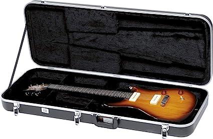 GATOR GC-ELECTRIC-A - Estuche para guitarra eléctrica (interior ...