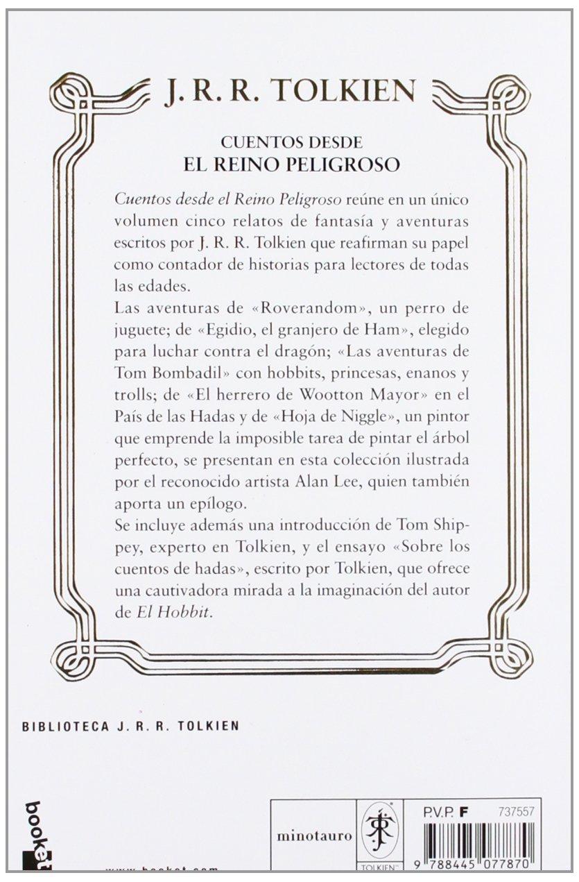 Cuentos desde el Reino Peligroso: Lustrado por Alan Lee ...