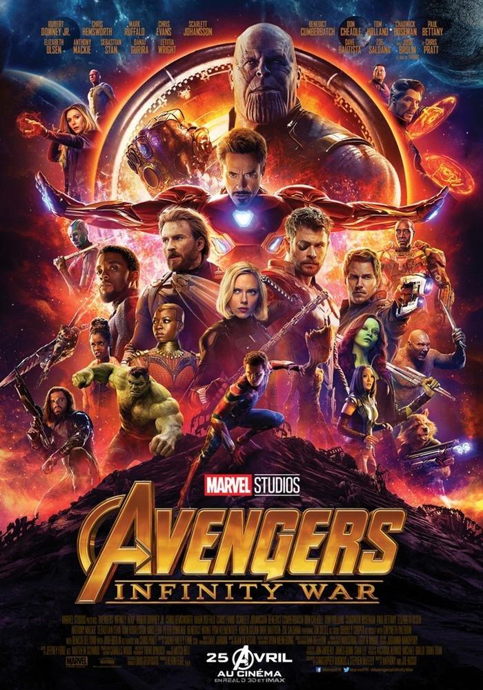 Avengers : Infinity War [Francia] [Blu-ray]: Amazon.es: Robert ...
