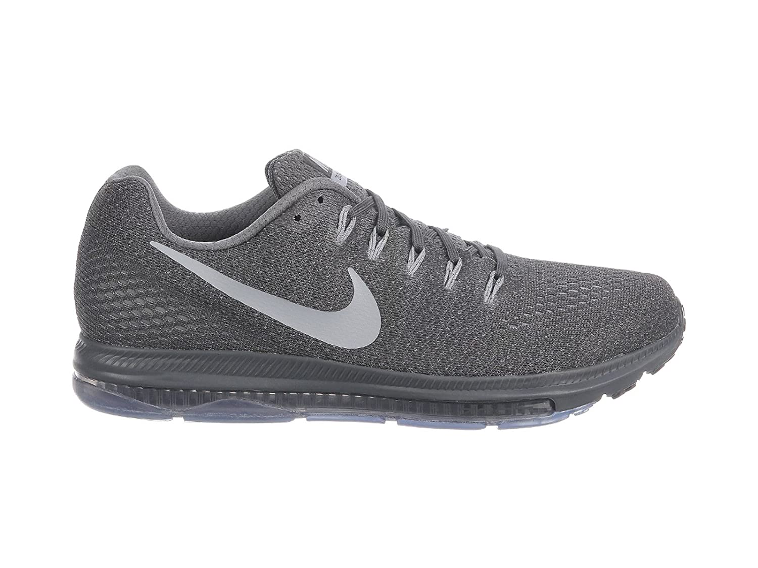 580668a89c32 Nike Mens Zoom All Out Low Dark Grey Wolf Grey Pure Platinum Nylon Running  Shoes 7 D US  Amazon.ca  Shoes   Handbags