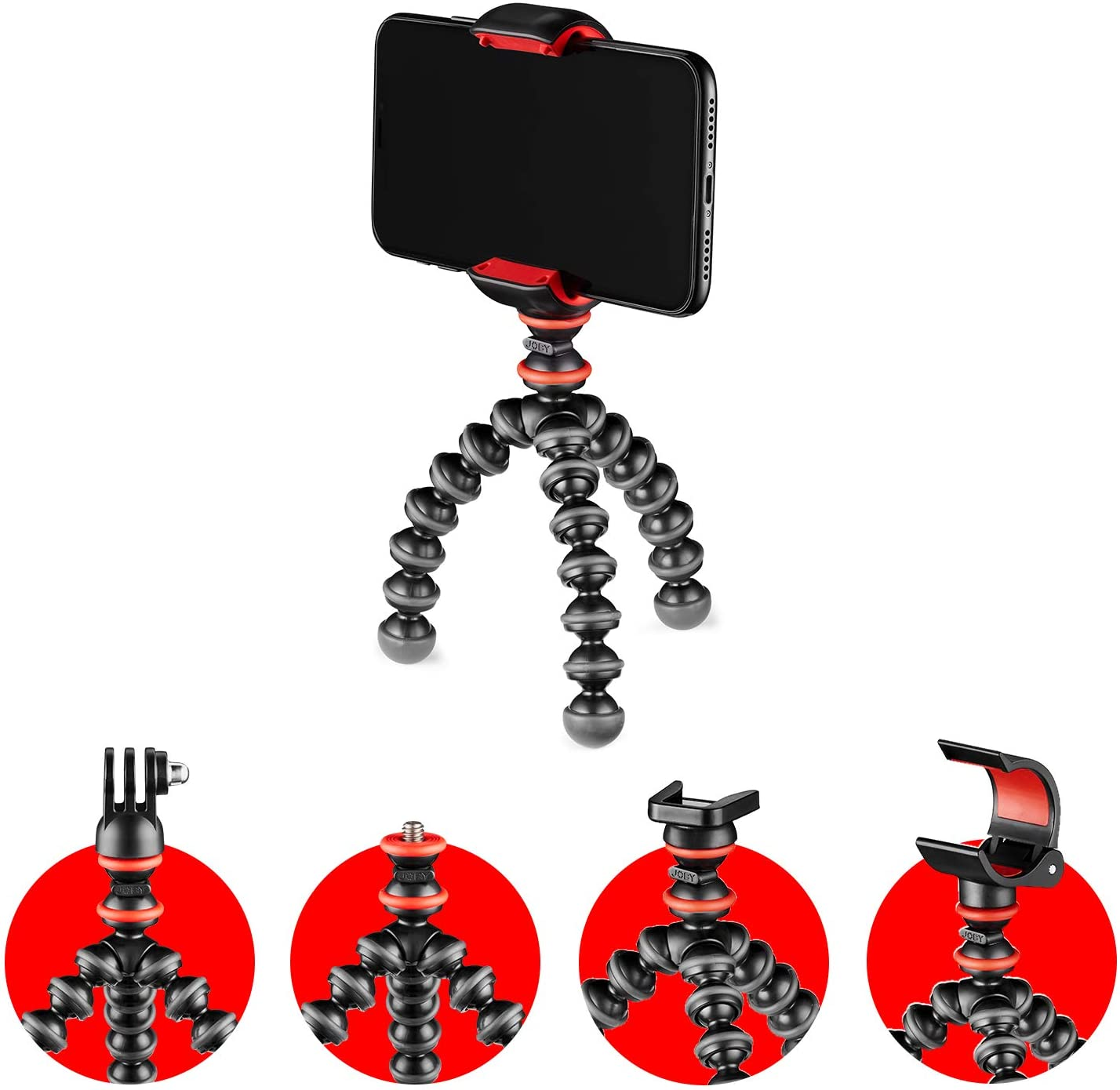Joby Jb01571 Bww Starter Kit Flexibles Ministativ Mit Kamera