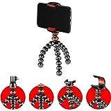 Joby JB01571-BWW GorillaPod Starter Kit, Flexible Mini Tripod with Universal Smartphone Clamp, GoPro and Torch Mount Up…