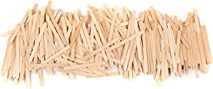 Horizon Group USA Classic Pine Wood Sticks for Craft, 4.5 inch (Pack of 1200), Assorted