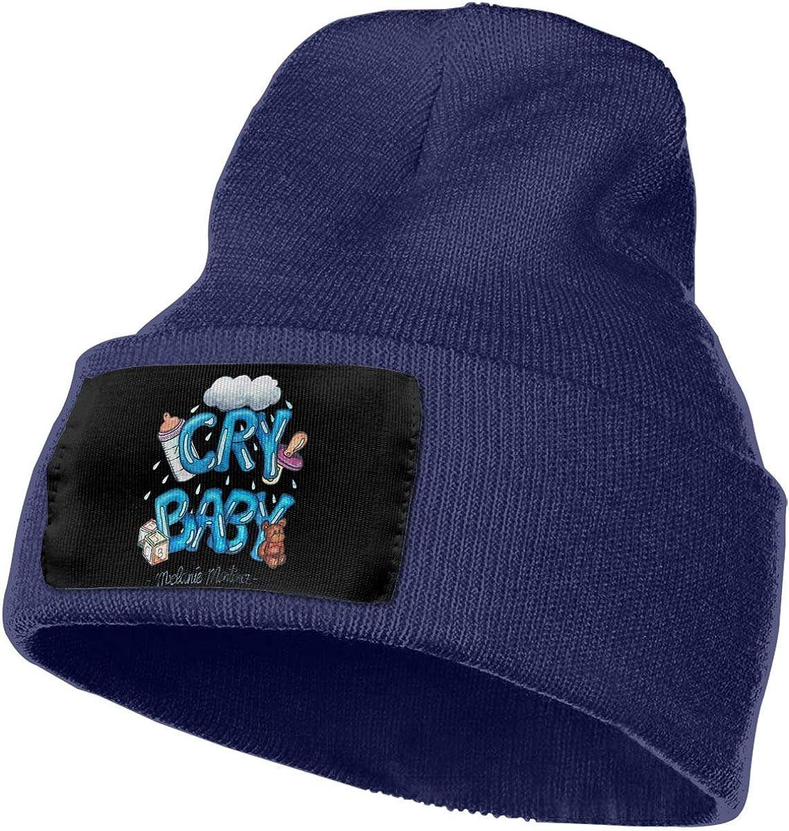 KennedyF Melanie Martinez Cry Baby Skull Hats Cap Beanie Cap Hat Ski Hat Cap Black