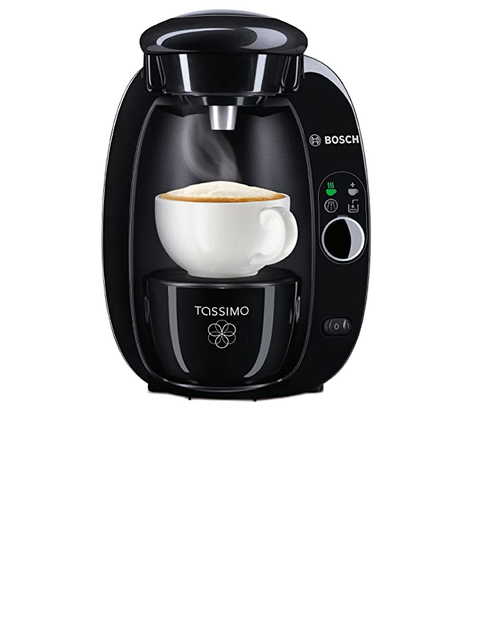 Bosch A_TAS2002 Tassimo Machine à Café / Multi Boissons Noir ...