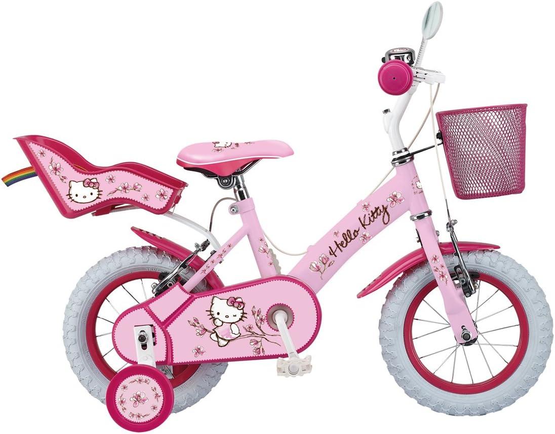 INJUSA Hello Kitty - Bicicleta Romantic 12
