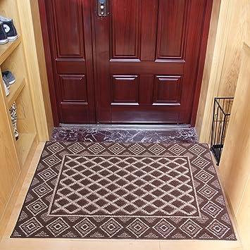 Teppich Eingang amazon de teppich eingang fußmatten teppich saugstark küche