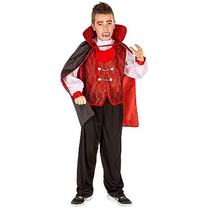 dressforfun Costume da bambino Conte Dracula  c6022fa0ff1