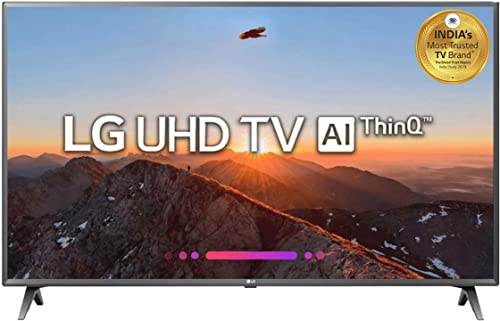 5. LG 126 cm (50 Inches) 4K UHD LED Smart TV 50UK6560PTC