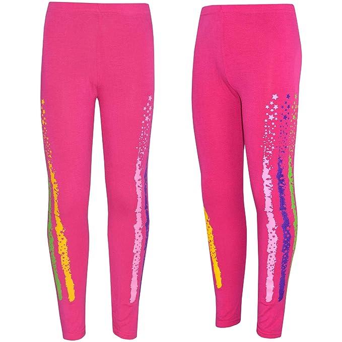 A2Z 4 Kids Kinder M/ädchen Trainingsanzug Rosa Designer Regenbogen Unicorn #Dab Floss Mit Kapuze Top /& Legging Loungewear Set Alter 7-13 Jahre