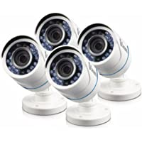 4- PACK Swann HD 720p CCTV Security Bullet Camera
