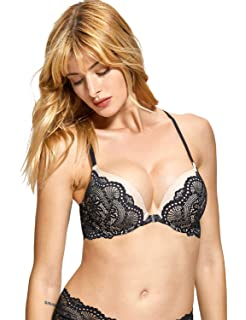 Women's Intimates Bra & Brief Sets Ladies Secret Sexy Lace Push Up Bra Brief Sets Women Lingerie Padded Front Closure Underwire Print Bralette Top Panty Intimates Bringing More Convenience To The People In Their Daily Life