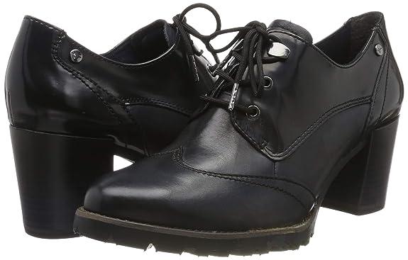 Schuhe Tamaris Damen 1 1 23302 23 Derbys Flache Schuhe