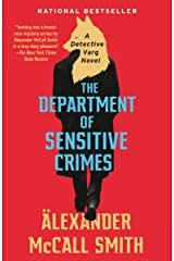 The Department of Sensitive Crimes: A Detective Varg Novel (1) (Detective Varg Series) Kindle Edition