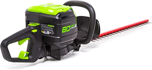 Greenworks Pro 80V 24-Inch Brushless Hedge Trimmer