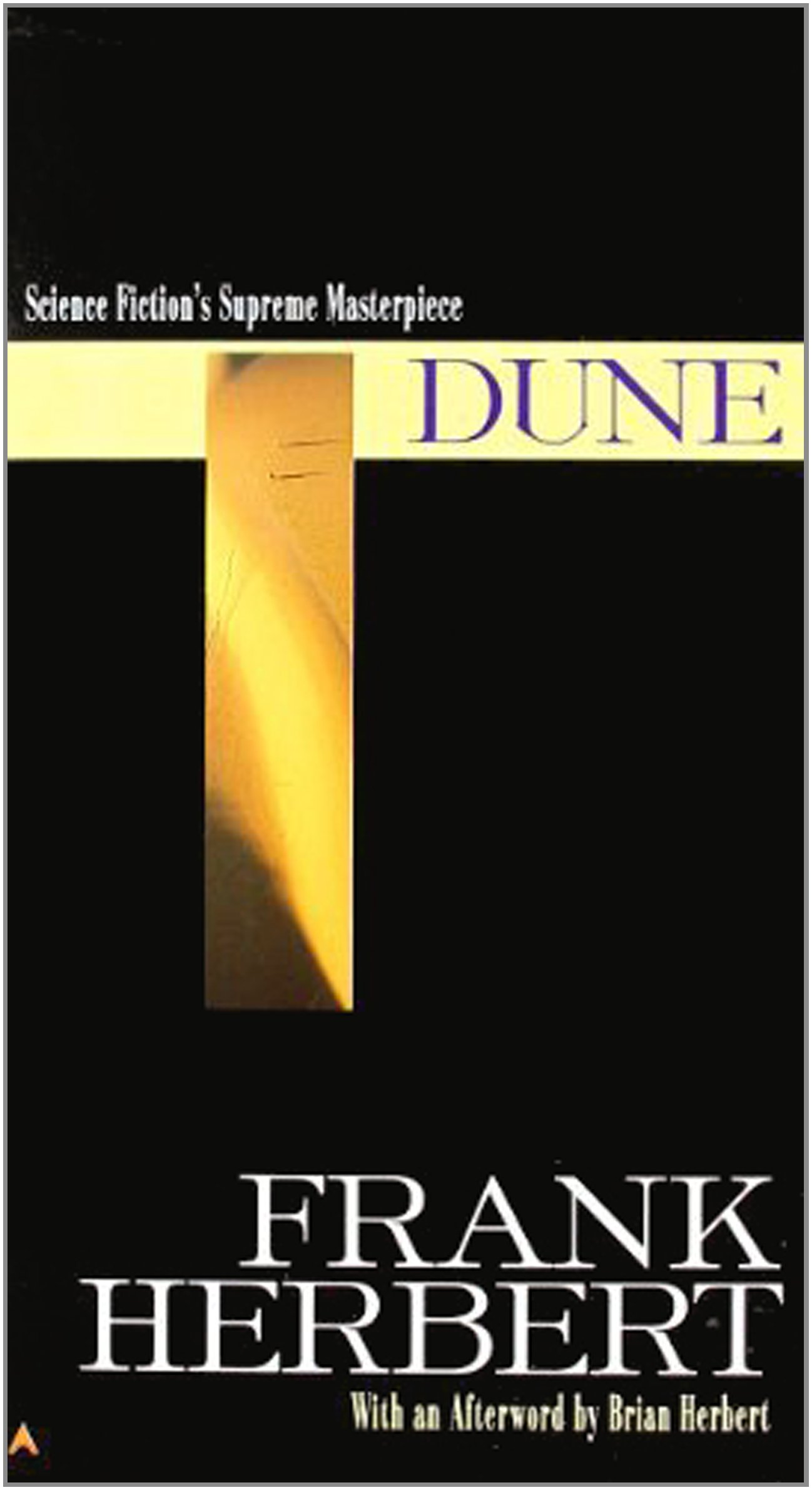 Image result for dune frank herbert cover