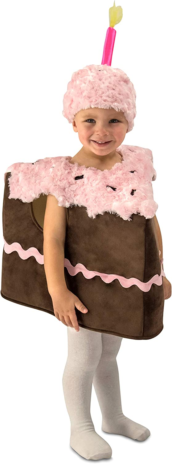 Princess Paradise Piece of Cake Childs Costume  18 Months - 2T