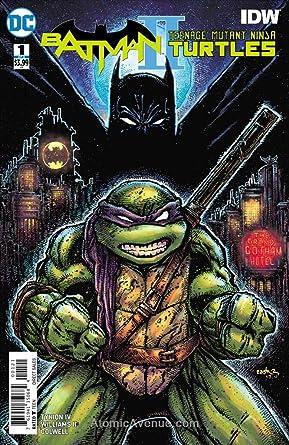 BATMAN TEENAGE MUTANT NINJA TURTLES II #1 (OF 6) VAR ED at ...